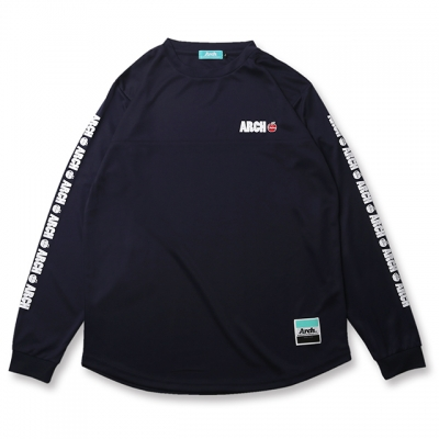 Arch the apple L/S tee[DRY]のイメージ
