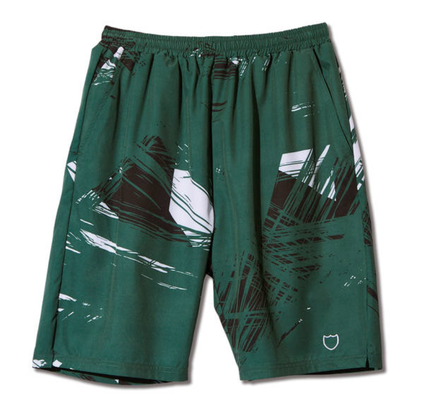 AKTR NEON SWAY SHORTS GREENのイメージ