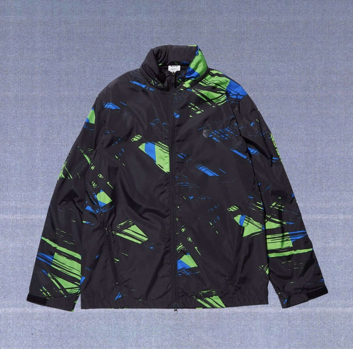 AKTR NEON SWAY JACKET BLACKのイメージ